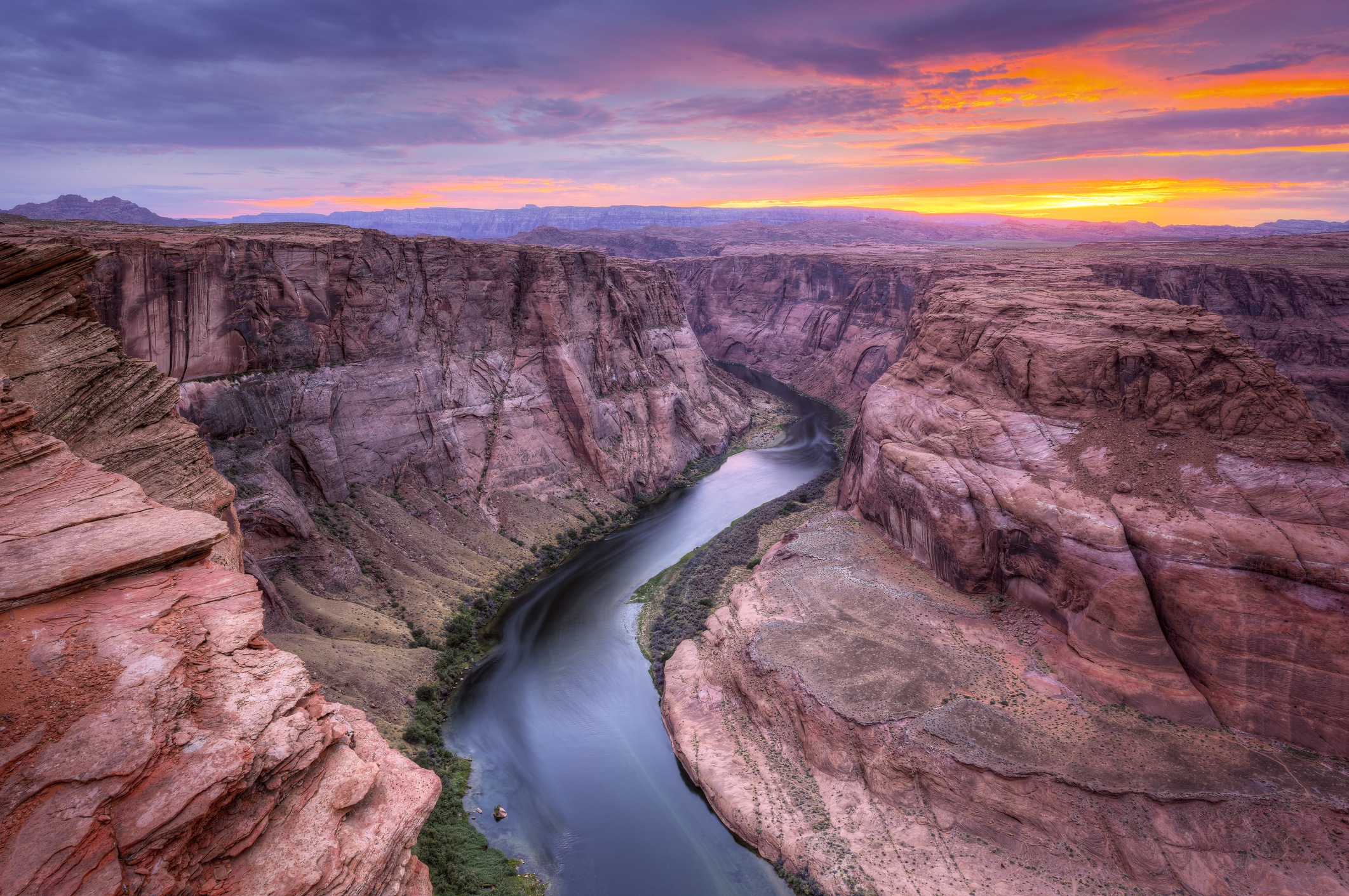 Colorado River Basin Is Drying Up In Potentially