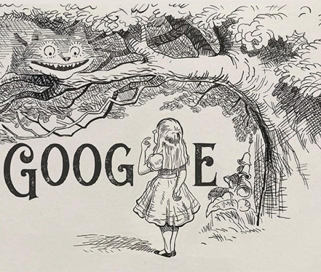 Who Is Sir John Tenniel Google Doodle Honors Alice In Wonderland