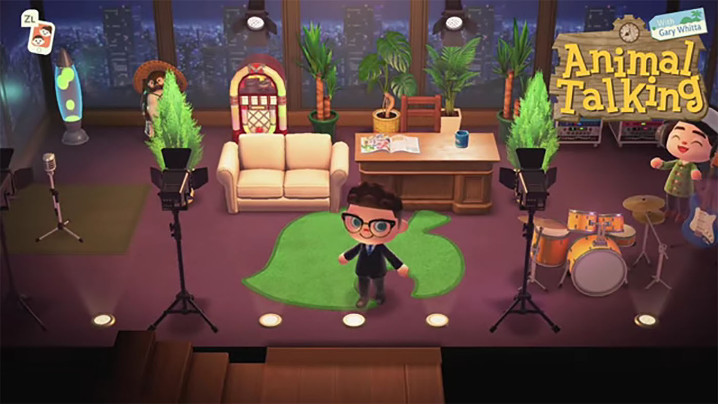 Living Room Animal Crossing New Horizons - RUNYAM on Living Room Animal Crossing New Horizons  id=67609