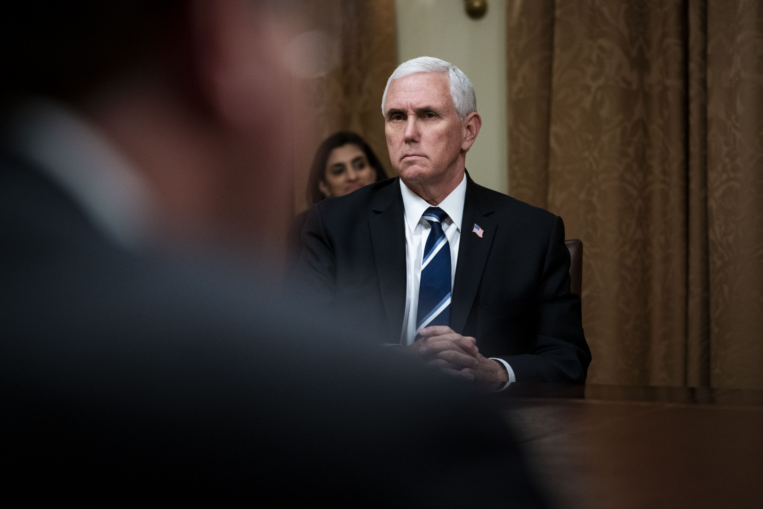 "Mike Pence regrets not wearing face mask to Mayo Clinic: ""I should have"""