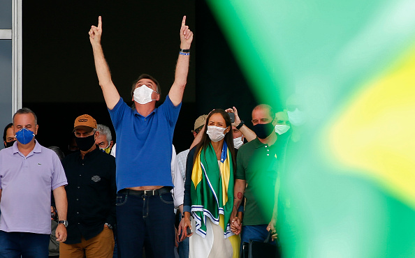 Brazil's Bolsonaro expands use of controversial hydroxychloroquine after daily coronavirus deaths in country hit record high