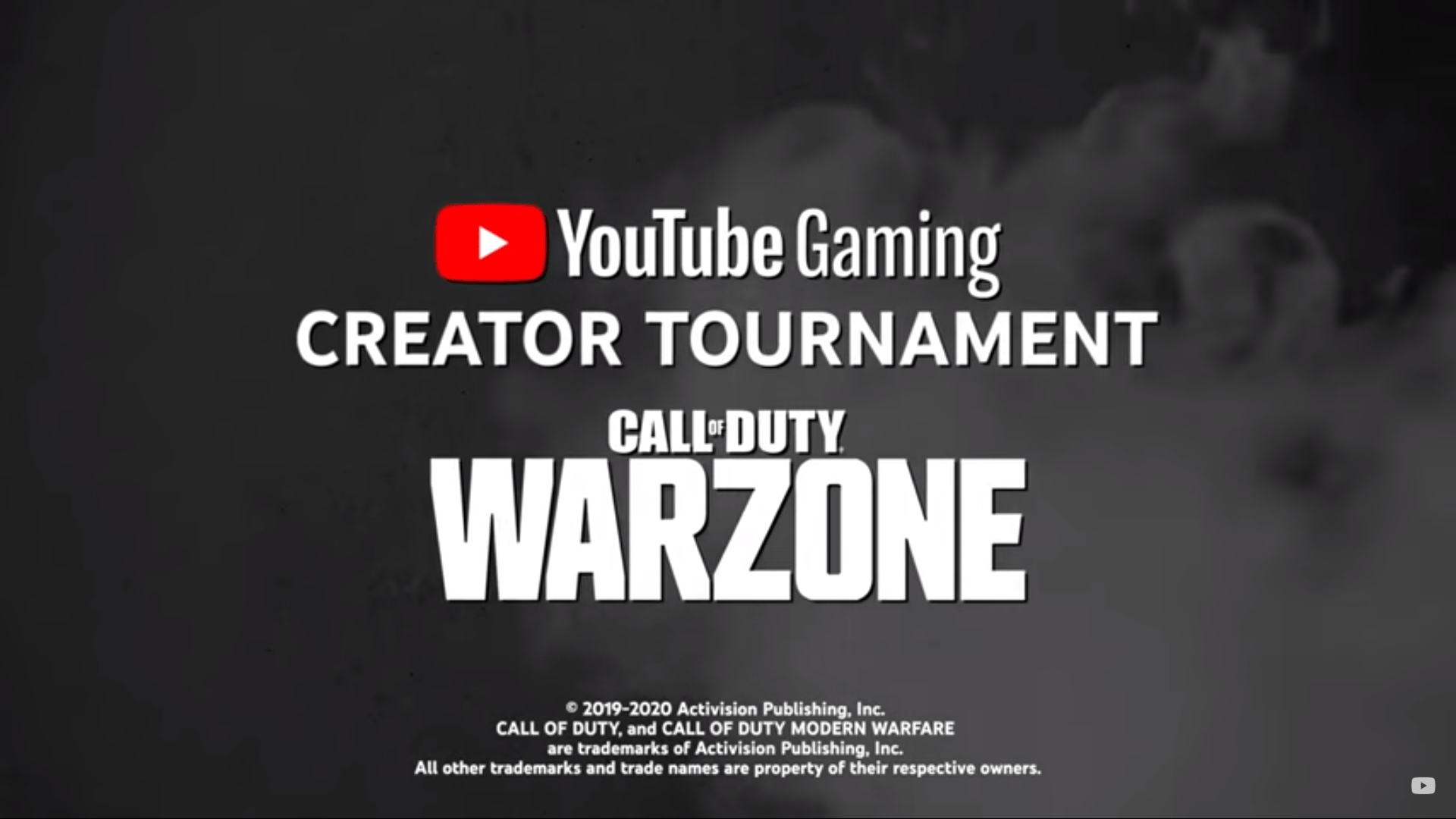 YouTube Gaming Creator Tournament featuring 'Call of Duty': bracket, rules and how to watch
