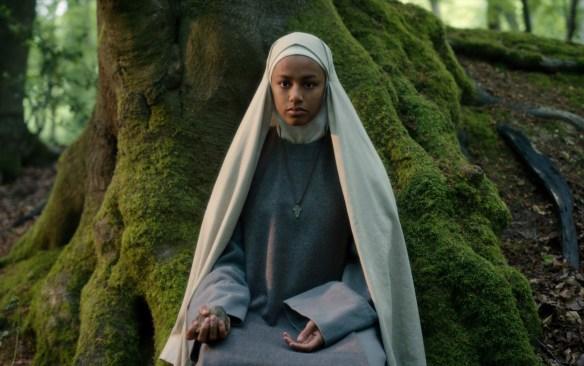 "Morgana, de monja a ""La viuda"""