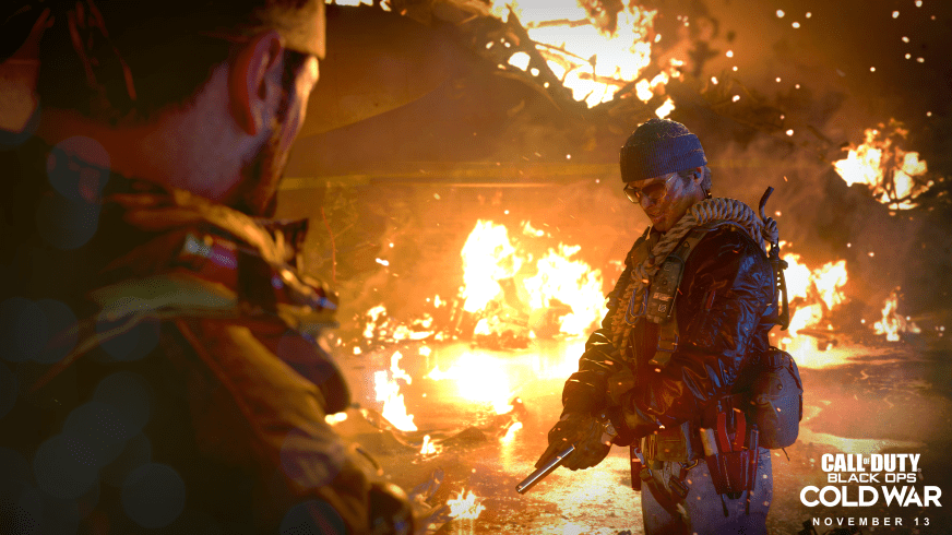 'Call of Duty: Black Ops Cold War' PS4 Open Beta Date ...