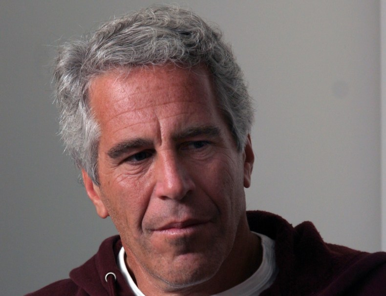 The Spider Charts Jeffrey Epstein Sexual Abuse