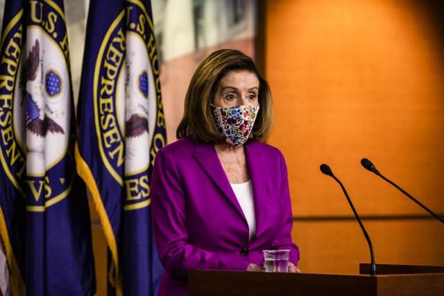 Nancy Pelosi presser 1/7/2021
