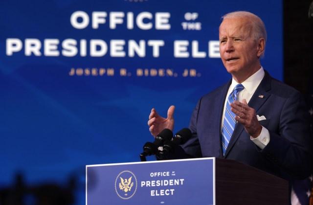 President-elect Joe Biden COVID-19 relief January 2020