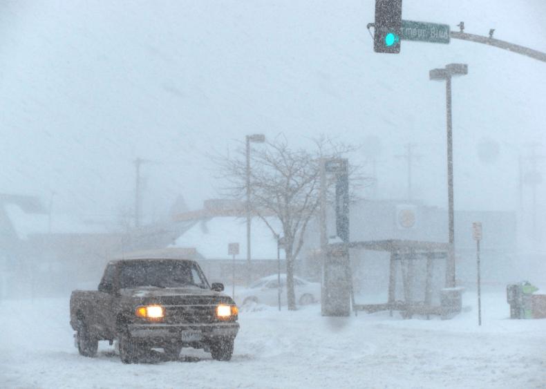 2011: Groundhog Day blizzard II