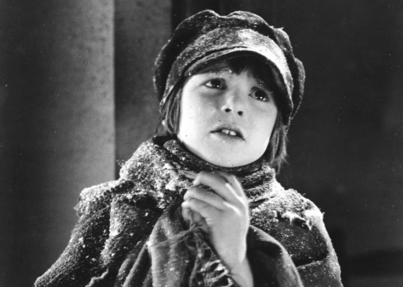 1921: Jackie Coogan