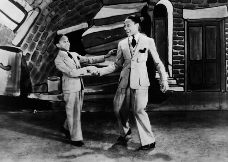 1933: Nicholas Brothers