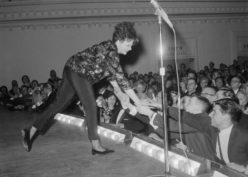 1962: Judy at Carnegie Hall