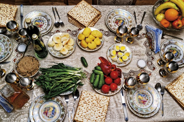Can You Say Happy Passover? Appropriate Greetings for Jewish