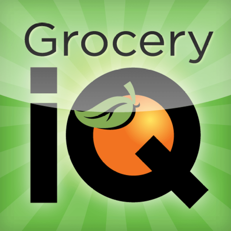 Grocery iQ (iOS and Android)