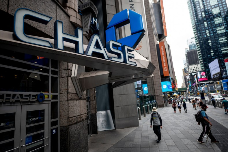 Chase bank NYC 2020