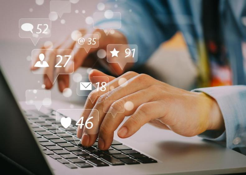 15 ways we give social media companies personal data