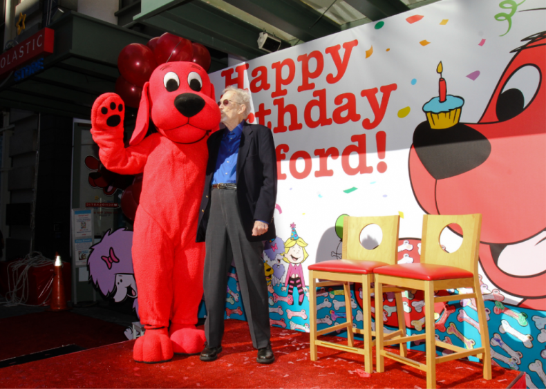 1963: The world meets Clifford