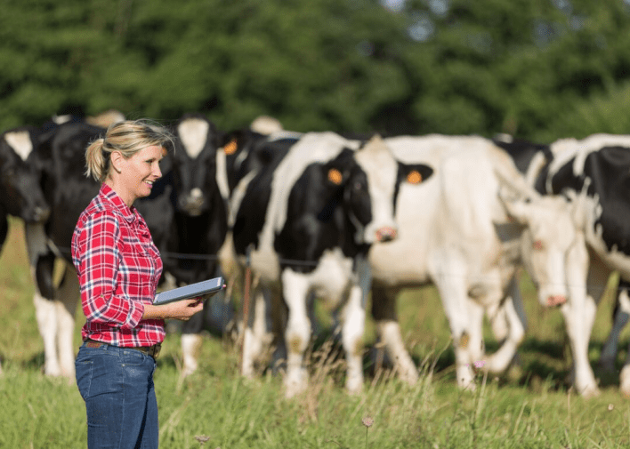Women today comprise a third of all US farm operators