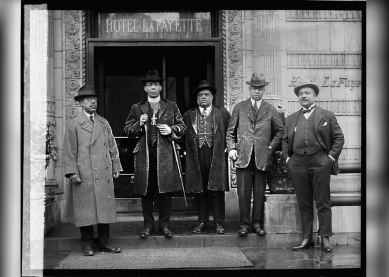 Democrats gather in 1924