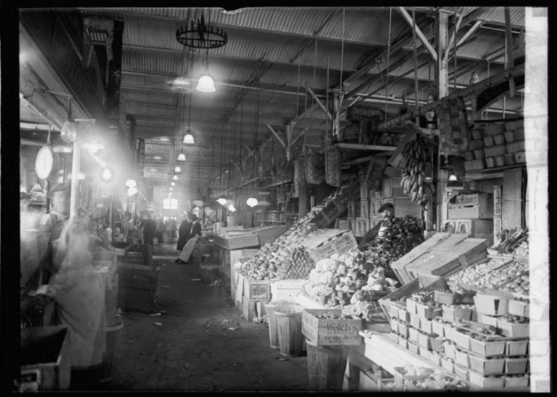 Center Market moment