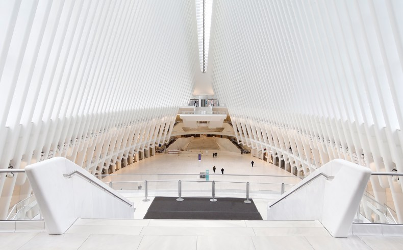 NYC Oculus March 2020