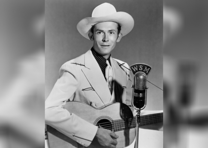1947: Hank Williams earns his first national hit