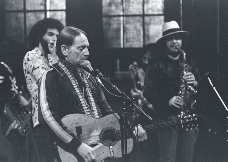 1973: Willie Nelson hosts his first Fourth of July picnic