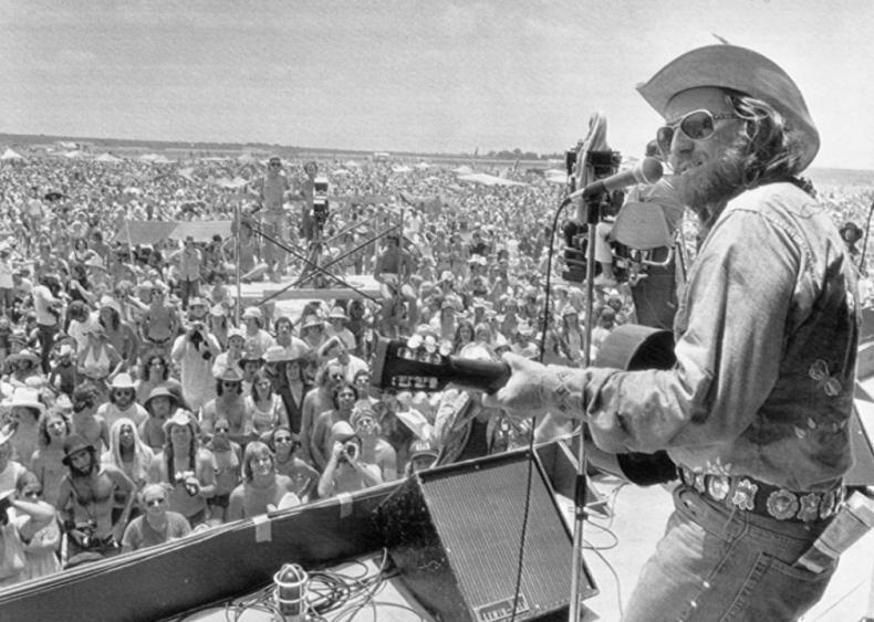 1975: Willie Nelson releases 'Red Headed Stranger'