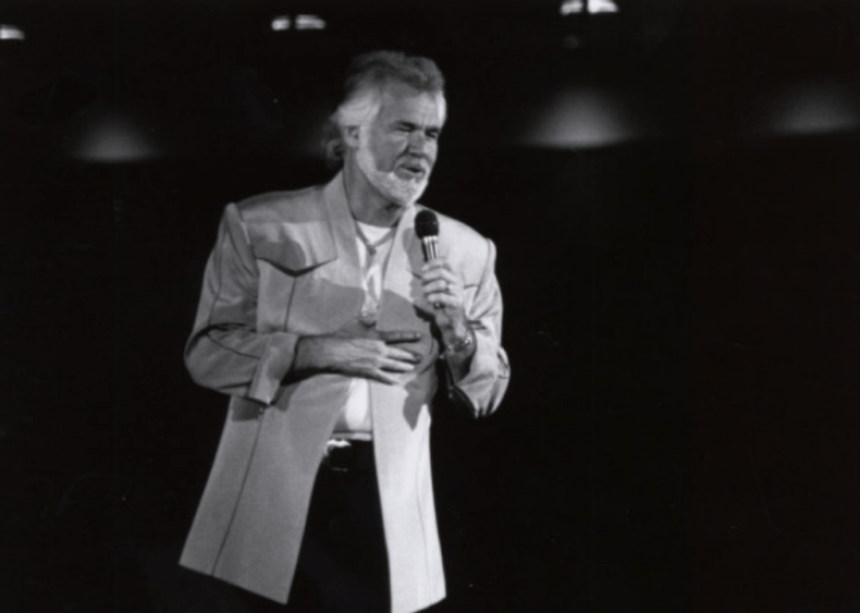1979: Kenny Rogers cements his reputation as a crossover country star with 'Coward of the County'