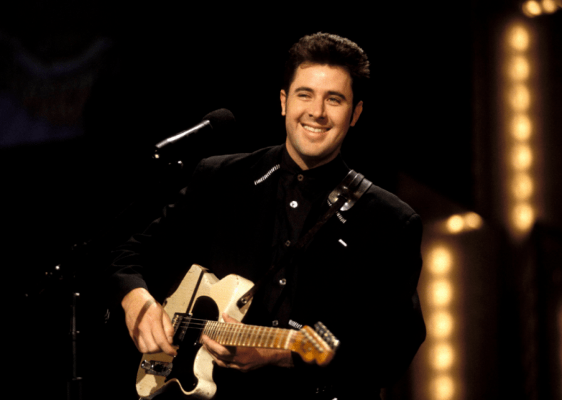 1995: Vince Gill releases 'Go Rest High on That Mountain'