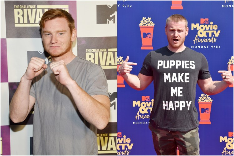Wes Bergmann then and now