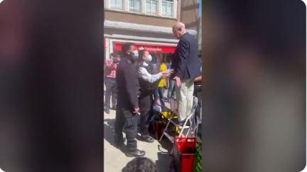preacher arrested london john sherwood