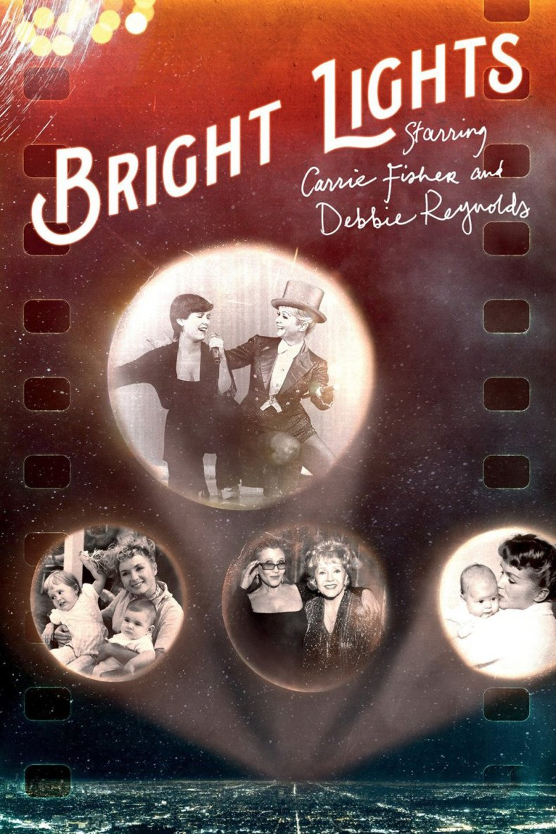 Bright Lights: Starring Carrie Fisher and Debbie