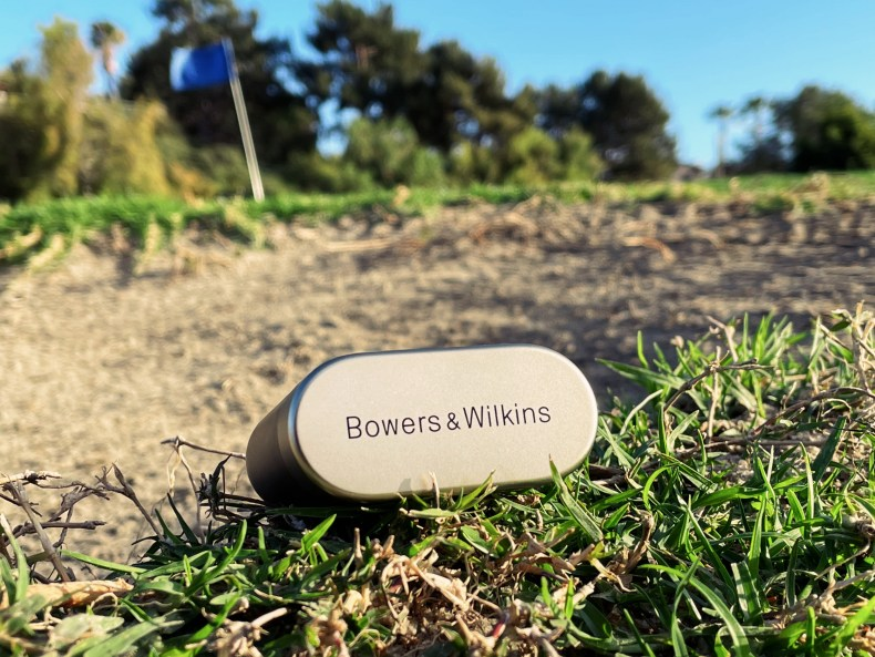 Bowers & Wilkins PI7 earbuds
