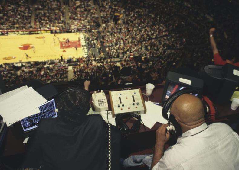 1980s: Basketball beginnings