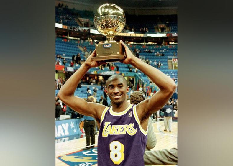 1997: Youngest Slam Dunk Champ