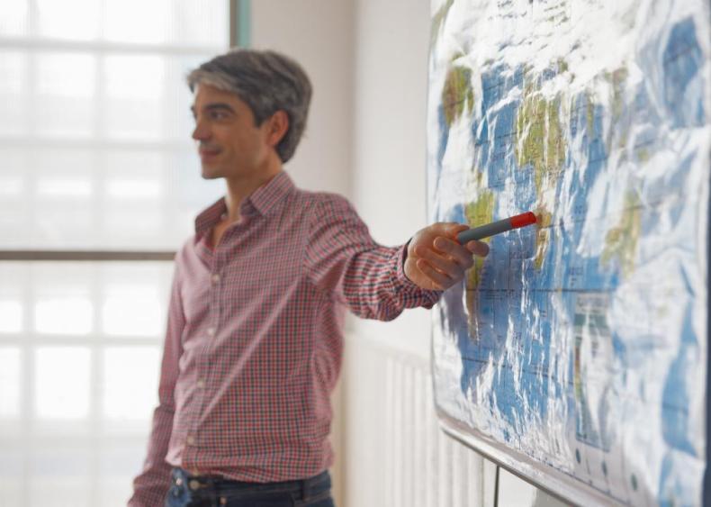 #42. Geography Teachers, Postsecondary