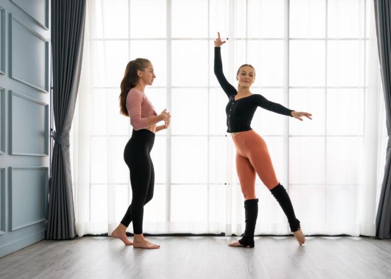 #41. Choreographers