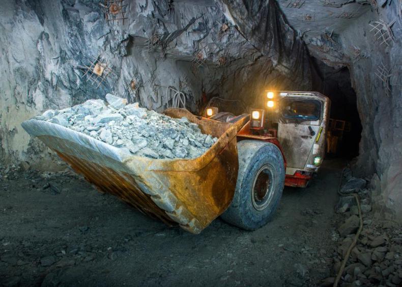 #40. Loading and Moving Machine Operators, Underground Mining