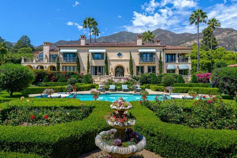 Montecito, California, 93108