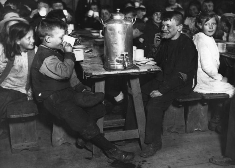 """1920s: """"The Americanization agenda"""""""