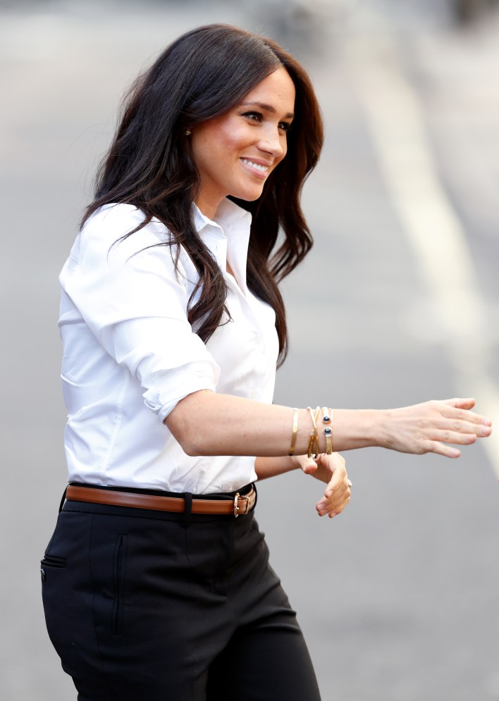 Meghan Markle's Smart Works Collection