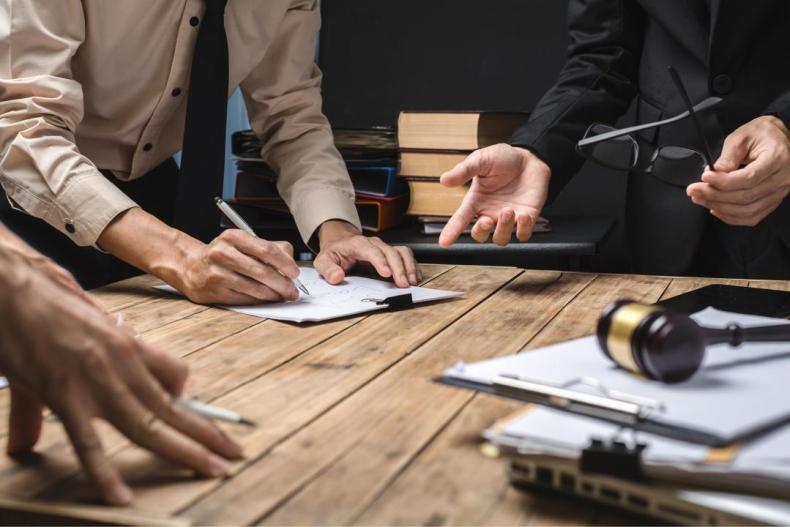 #46. Legal assistant studies
