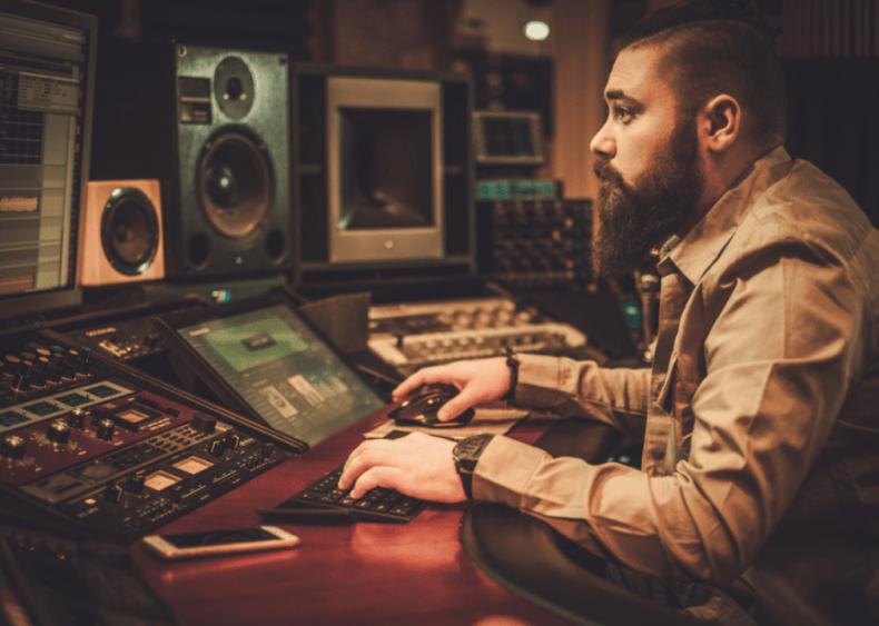 #40. Audio production (tie)