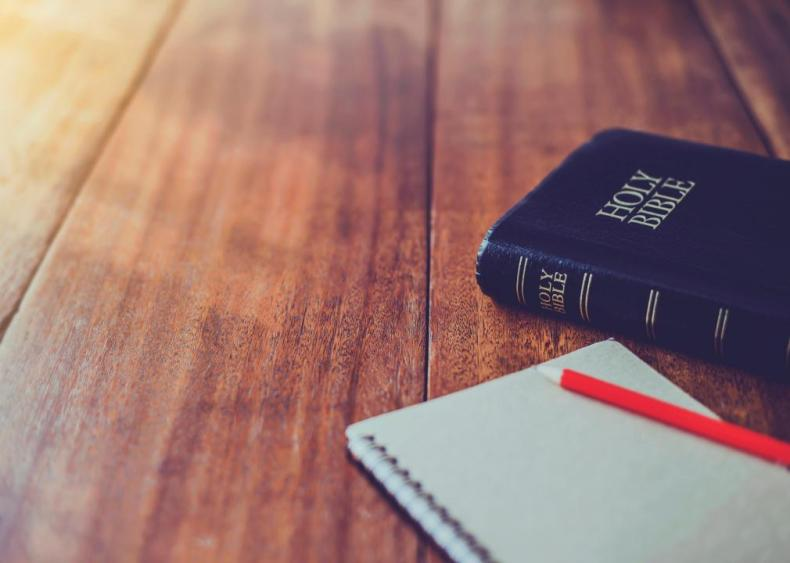 #40. Bible studies and theology (tie)