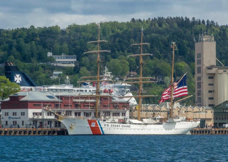 #97. United States Coast Guard Academy