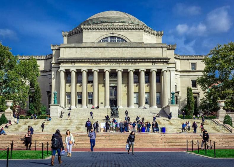 #43. Columbia University in the City of New York
