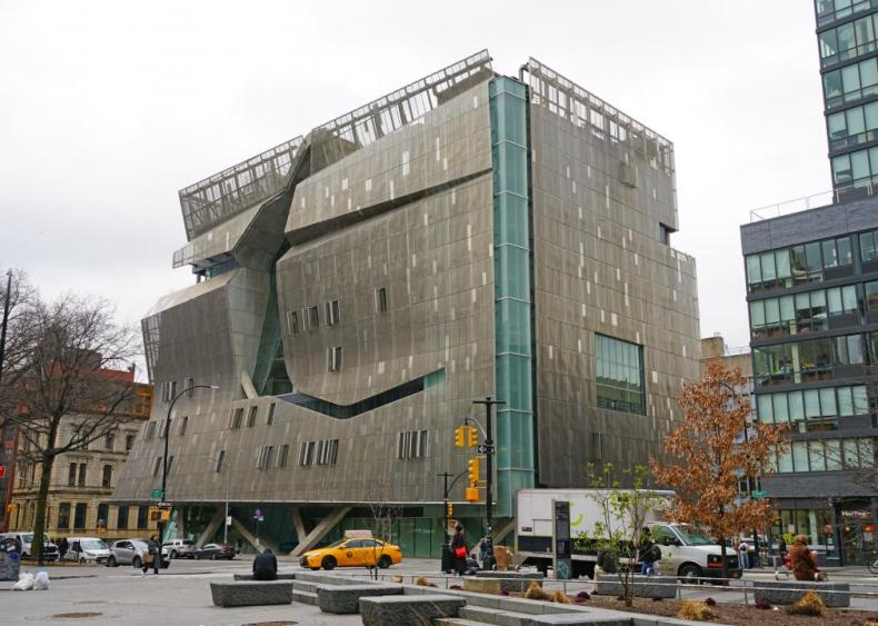 #34. Cooper Union for the Advancement of Science and Art