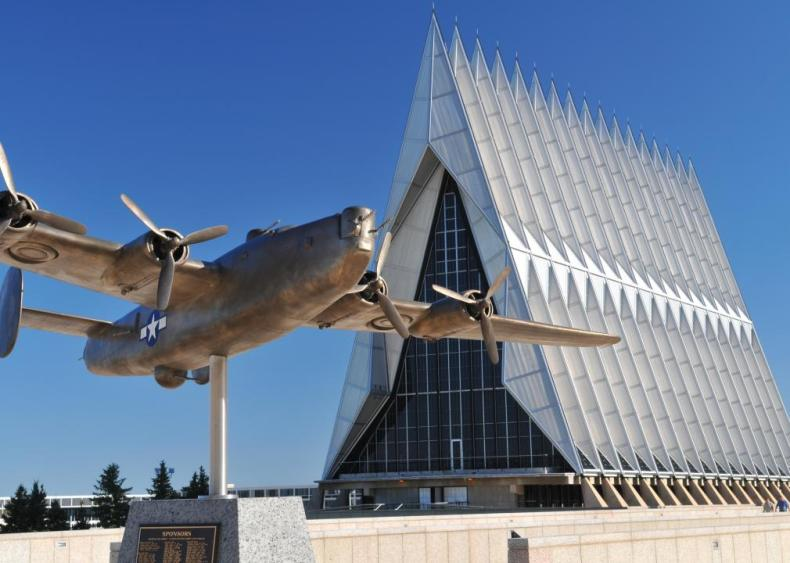 #22. United States Air Force Academy