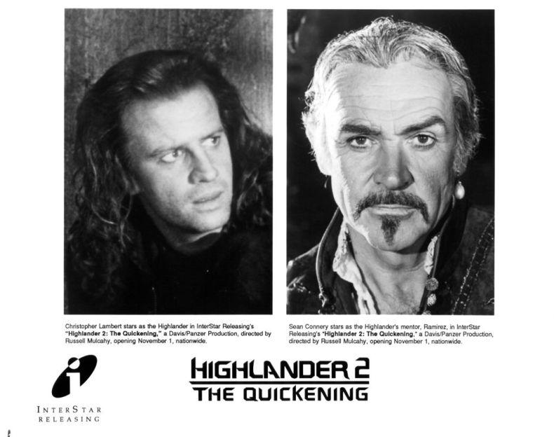 Highlander II: The Quickening