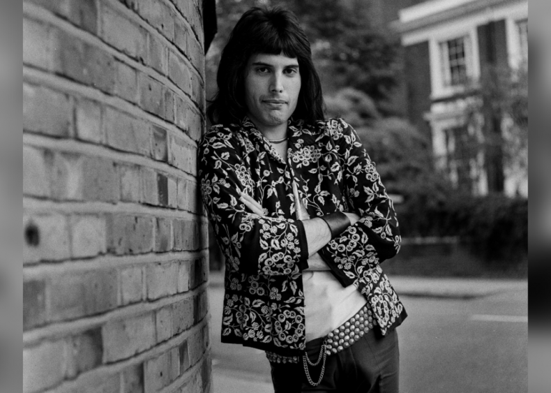 1972: Larry Lurex
